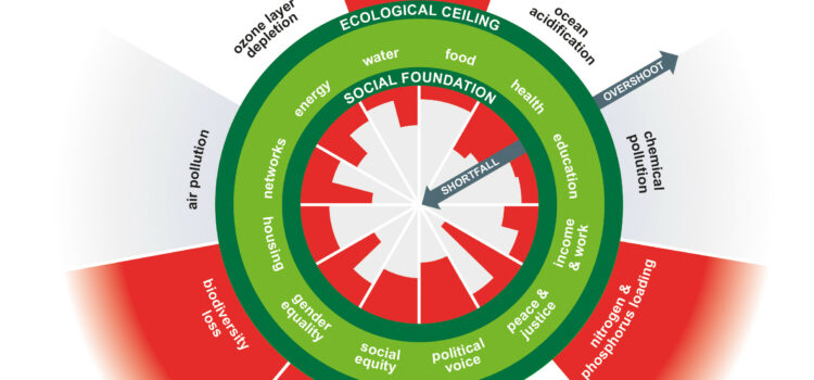 The Doughnut & Circular Economy