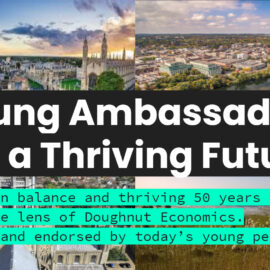 Young Ambassadors for a Thriving Future